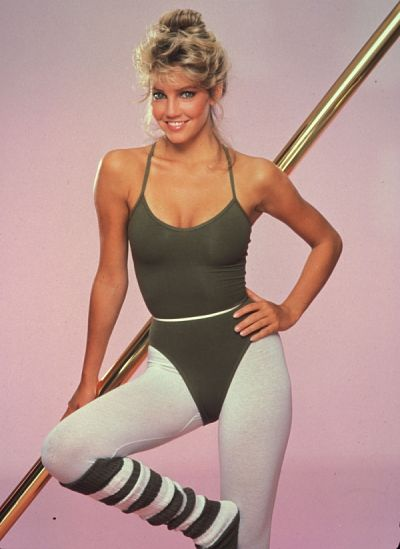 80s Workout Leotard The 80s workout gear left its